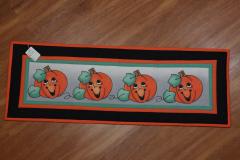 Pumpkins Table Runner, #138